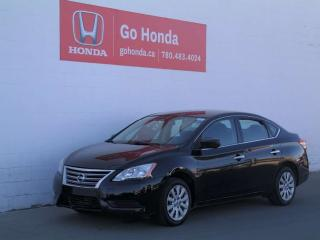 Used 2014 Nissan Sentra SV for sale in Edmonton, AB