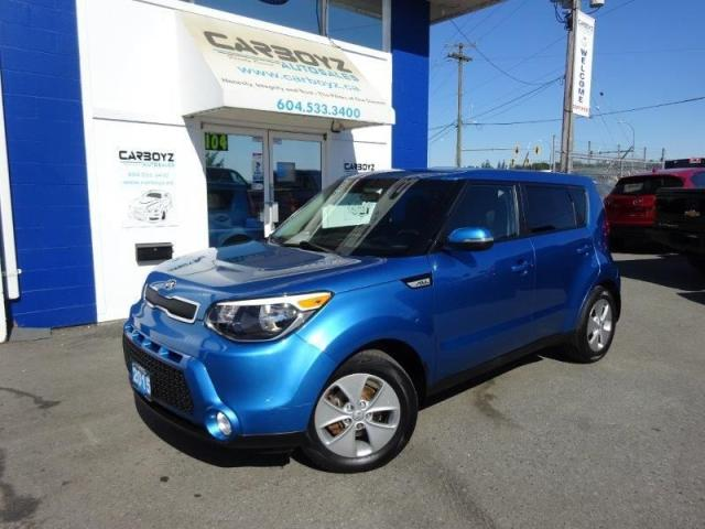 2015 Kia Soul LX+, Manual, Heated Seats, One Owner, No Accident