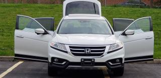 Used 2013 Honda Accord Crosstour EX-L for sale in Mississauga, ON