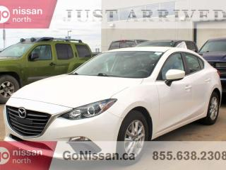 Used 2015 Mazda MAZDA3 GS for sale in Edmonton, AB