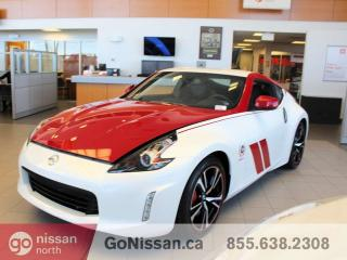 New 2020 Nissan 370Z Coupe Sport for sale in Edmonton, AB