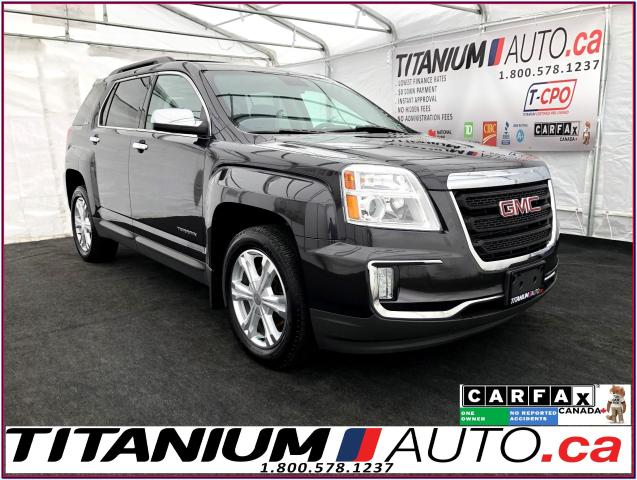 2016 GMC Terrain SLE-2+V6+GPS+Camera+Heated Power Seats+Remote Star