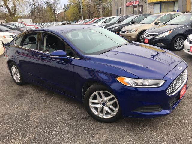 2013 Ford Fusion SE/ AUTO/ POWER GROUP/ BLUETOOTH/ ALLOYS!