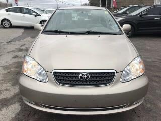 Used 2005 Toyota Corolla CE for sale in Gloucester, ON
