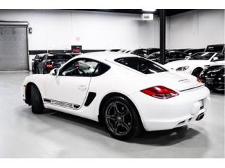 Used 2012 Porsche Cayman 6  SPEED   LOW KM    HEATED LEATHER for sale in Vaughan, ON