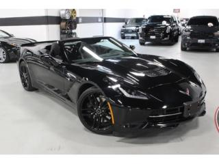 Used 2015 Chevrolet Corvette Z51 3LT STINGRAY for sale in Vaughan, ON