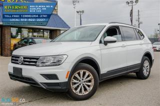 Used 2019 Volkswagen Tiguan S 4Motion for sale in Guelph, ON