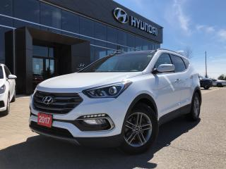 Used 2017 Hyundai Santa Fe Sport AWD 2.4L Luxury for sale in Barrie, ON