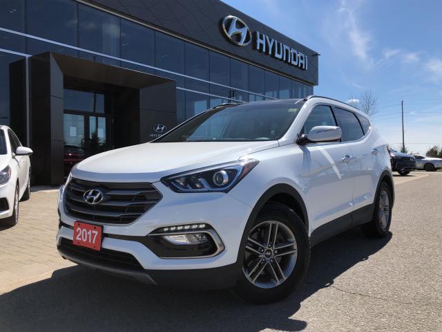 2017 Hyundai Santa Fe Sport AWD 2.4L Luxury