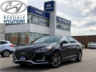 Used 2018 Hyundai Sonata GLS for sale in Toronto, ON