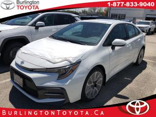 New 2020 Toyota Corolla SE for sale in Burlington, ON