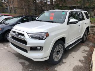 New 2019 Toyota 4Runner SR5 for sale in Burlington, ON