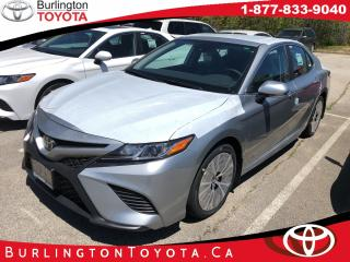 New 2019 Toyota Camry SE for sale in Burlington, ON
