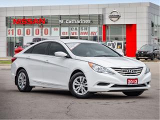 Used 2013 Hyundai Sonata GLS for sale in St. Catharines, ON