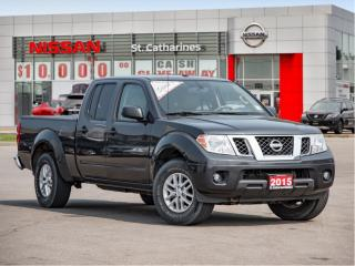 Used 2015 Nissan Frontier SV  4x4 !! for sale in St. Catharines, ON