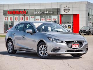 Used 2016 Mazda MAZDA3 GS NAVIGATION !! for sale in St. Catharines, ON