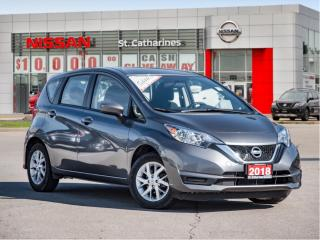 Used 2018 Nissan Versa Note 1.6 SV for sale in St. Catharines, ON