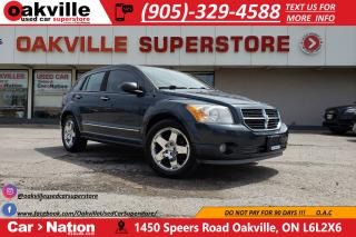 Used 2007 Dodge Caliber R/T | AWD | HTD SEATS | AS-IS for sale in Oakville, ON