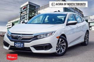 Used 2017 Honda Civic Sedan EX CVT HS No Accident| Remote Start for sale in Thornhill, ON