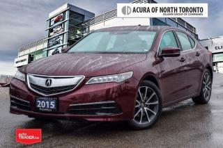 Used 2015 Acura TLX 3.5L SH-AWD w/Tech Pkg 7 YR 130000KMS P/T Warranty for sale in Thornhill, ON