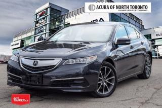 Used 2015 Acura TLX 3.5L SH-AWD No Accident| 7yrs Warranty Included for sale in Thornhill, ON