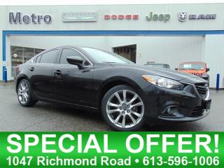 Used 2014 Mazda MAZDA6 GT for sale in Ottawa, ON