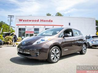 Used 2016 Nissan Leaf SL for sale in Port Moody, BC