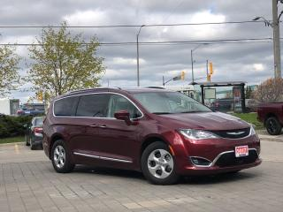 Used 2017 Chrysler Pacifica Touring L Plus**NAV**360 Camera**Leather for sale in Mississauga, ON
