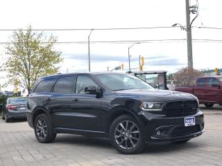 Used 2018 Dodge Durango GT for sale in Mississauga, ON