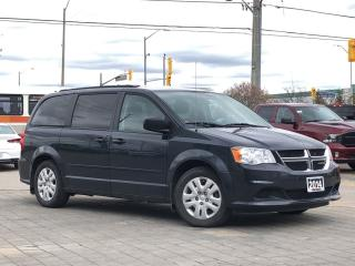 Used 2014 Dodge Grand Caravan SXT*Middle Power Windwos*2ND AND 3RD ROW STO N GO for sale in Mississauga, ON
