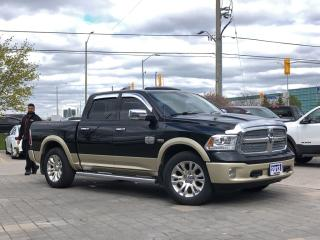 Used 2013 RAM 1500 LARAMIE LONGHORN for sale in Mississauga, ON