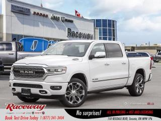 New 2019 RAM 1500 Limited for sale in Etobicoke, ON
