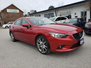 Used 2014 Mazda MAZDA6 Grand Touring for sale in Waterdown, ON