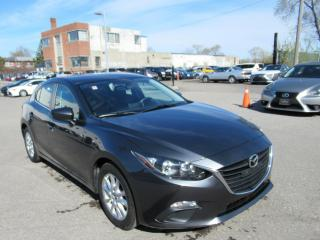 Used 2015 Mazda MAZDA3 Sport GS - NO ACCIDENTS, ONE OWNER for sale in Toronto, ON