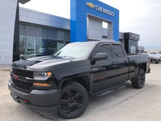 Used 2017 Chevrolet Silverado 1500 Work Truck for sale in Barrie, ON
