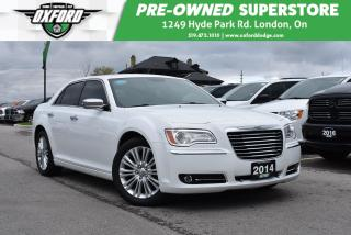 Used 2014 Chrysler 300C AWD, Sunroof, Nav, Bluetooth for sale in London, ON