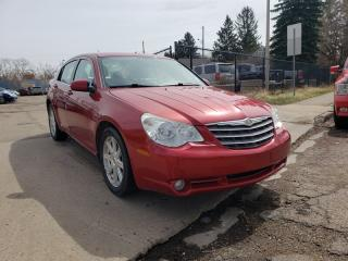 Used 2007 Chrysler Sebring TOURING-LOW KM-HEATED SEATS-LOW Monthly PAYMENTS!! for sale in Edmonton, AB