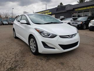 Used 2016 Hyundai Elantra SE-HEATED SEATS-NO ACCIDENTS-LOW Monthly PAYMENTS! for sale in Edmonton, AB