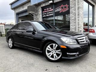 Used 2013 Mercedes-Benz C 300 C 300 berline 4 portes 4MATIC for sale in Longueuil, QC