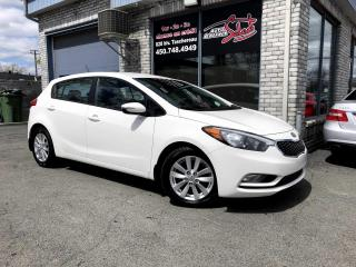 Used 2016 Kia Forte Voiture à hayon, 5 portes, boîte automat for sale in Longueuil, QC