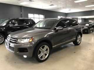 Used 2012 Volkswagen Touareg TDI HIGHLINE*NAVIGATION*PANO*NO ACCIDENTS*CERTIFIE for sale in North York, ON