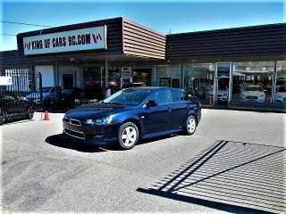 Used 2014 Mitsubishi Lancer SUNROOF for sale in Langley, BC