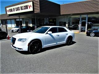 Used 2016 Chrysler 300 All Wheel Drive for sale in Langley, BC