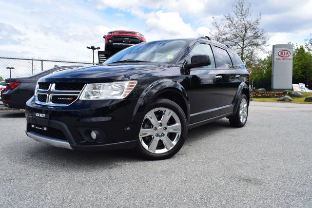2014 Dodge Journey R/T AUTO/AWD/LEATHER/BT/CRUIS