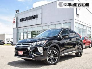 Used 2018 Mitsubishi Eclipse Cross SE S-AWC TECH | REVERSE CAMERA | BLIND SPOT for sale in Mississauga, ON