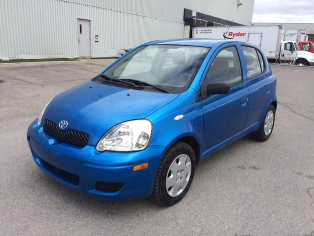 Toyota Echo A Vendre >> Used 2005 Toyota Echo 5dr Hb Le Automatique For Sale In
