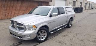Used 2012 RAM 1500 Laramie for sale in Burlington, ON