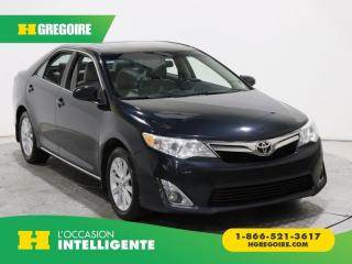 Used 2014 Toyota Camry XLE AC GR ELECT for sale in St-Léonard, QC