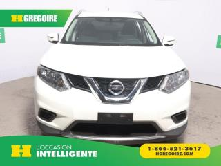 Used 2016 Nissan Rogue S A/C CAM RECUL for sale in St-Léonard, QC