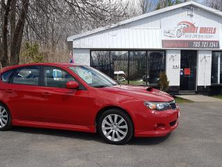 Used 2008 Subaru Impreza WRX for sale in Barrie, ON